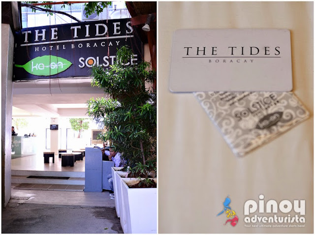 The Tides Hotel in Boracay Philippines