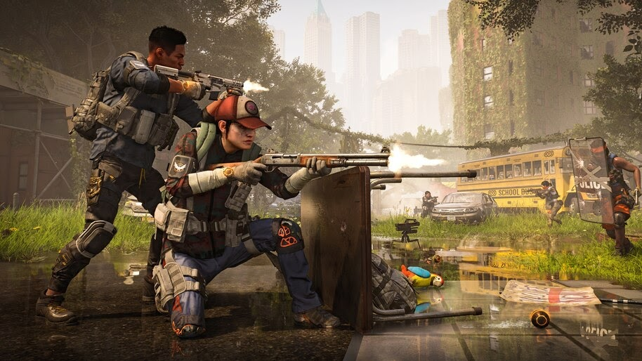 The Division 2,Warlords of New York, 4K, #7.1329