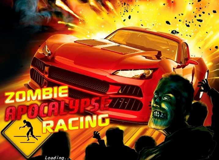 Jogo Zombie Apocalypse Racing