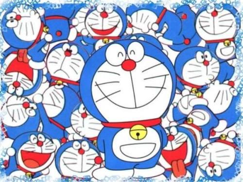 1000 Gambar Doraemon Warna Biru Paling Keren Gambar Id