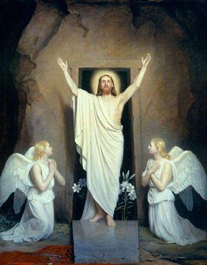 Velika noč - Gospodovo vstajenje