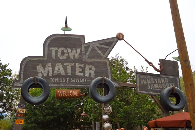 Where Can I Get My Car Detailed Near Me >> Disneyland Diva: Cars Land and Buena Vista Street Overview