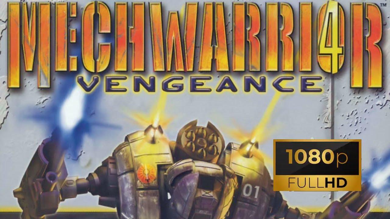 Link Tải Game MechWarrior 4 Vengeance Miễn Phí Thành Công