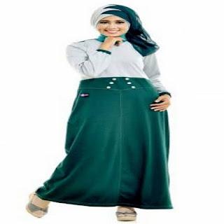 model baju gamis terbaru ivan gunawan