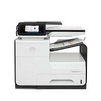 Stampante multifunzione HP PageWide Pro 477dw con AirPrint per Mac, iPad, iPhone, iPod touch e Win