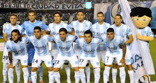 Racing Club enfrenta a Rionegro Águilas en Copa Sudamericana 2017