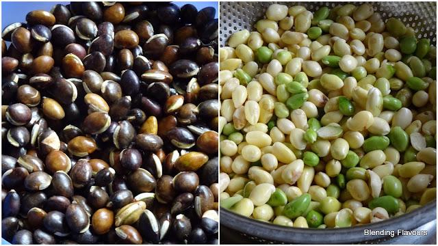 Hyacinth Beans & Pasta Soup