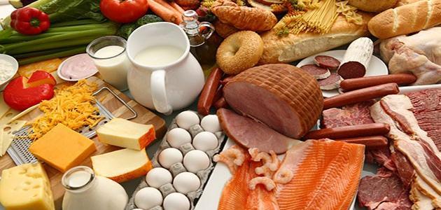 الأطعمة الغنية بقيتامين ب المركب