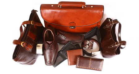Tips on how to store leather goods safely