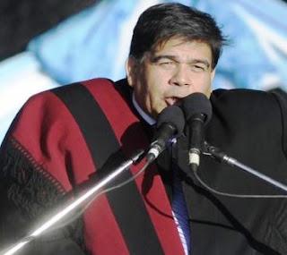 """El intendente de José C. Paz polemizó en pleno cruce de declaraciones entre cristinistas y opositores internos. Afirmó que Cristina Fernández no debe tener otro rol que el de """"asesora""""."""
