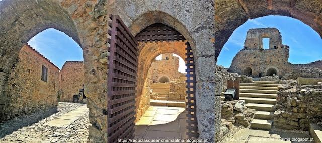Entradas na Aldeia Histórica de Castelo Rodrigo