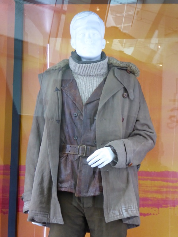 Steve Trevor Wonder Woman WWI costume