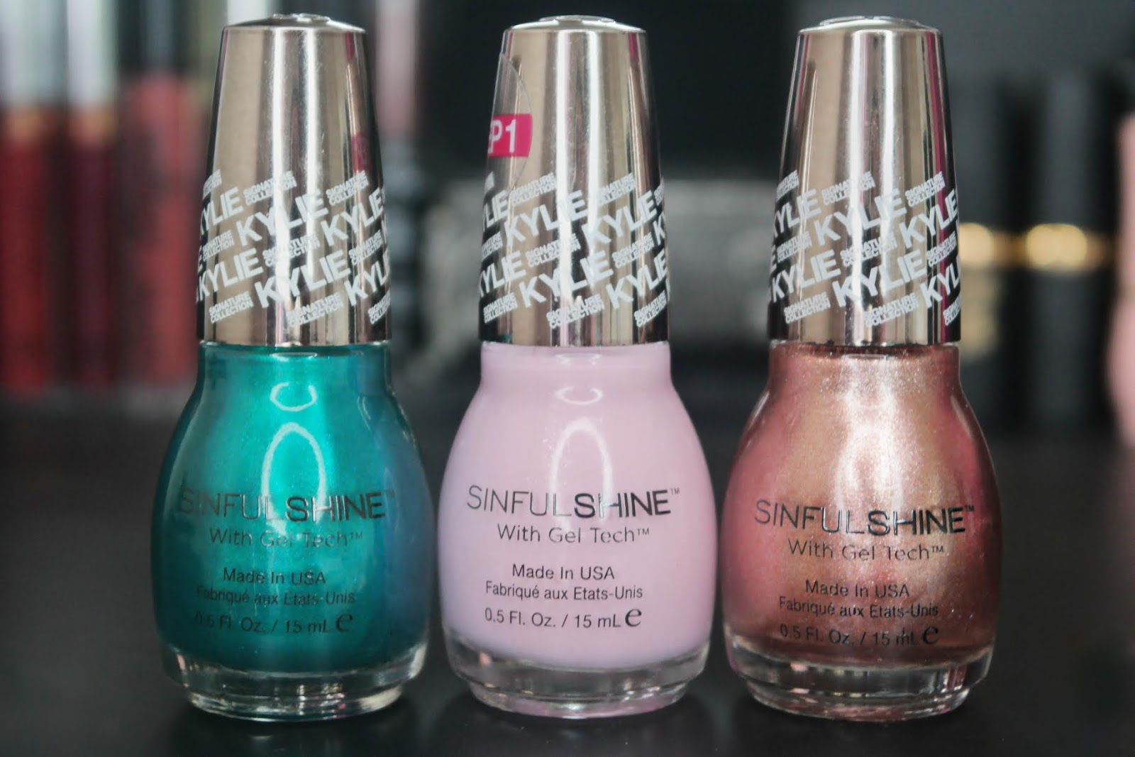 Curly Hair, Fashion & Beauty: Sinful Shine: King Kylie Collection