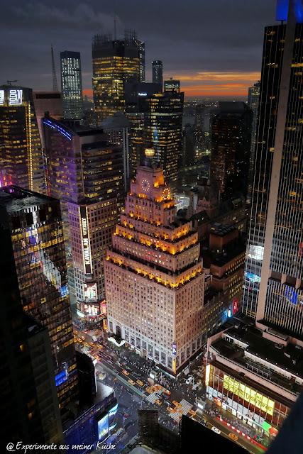 New York  - Midtown Manhattan | Reisen | USA | Städtetour | Citytrip | Times Square