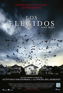 (Dark Skies) (Los Elegidos) (2013) Online