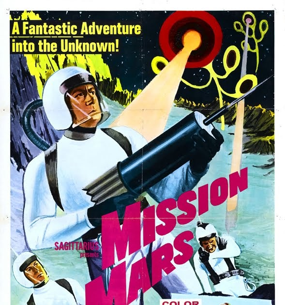 13: MISSION MARS / Red Ram Productions - 1968