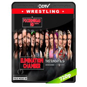WWE Elimination Chamber PPV WWE RAW  2018 720p Dual Latino Ingles