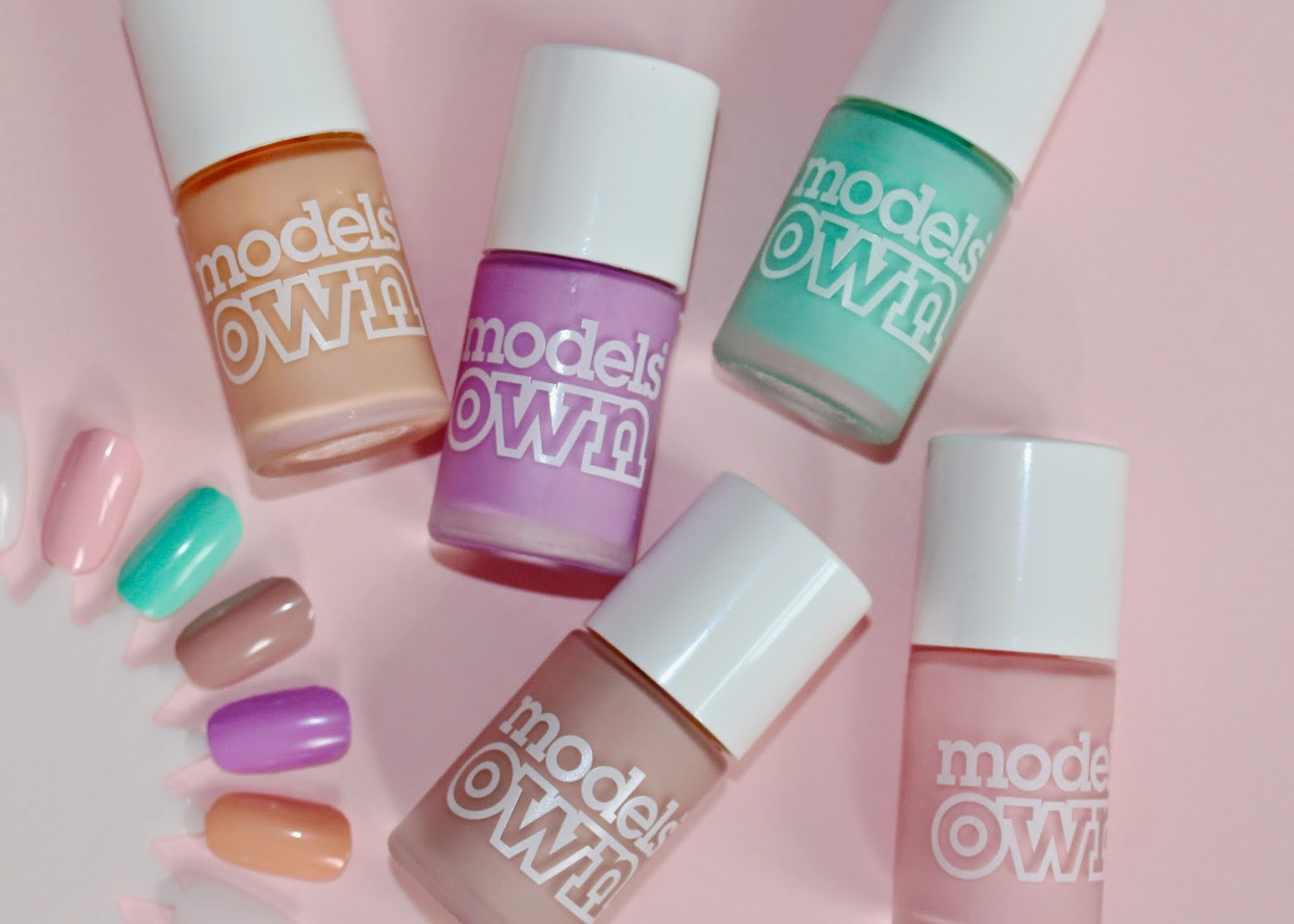 Models Own Icing Collection: Like A Fondant Fancy For