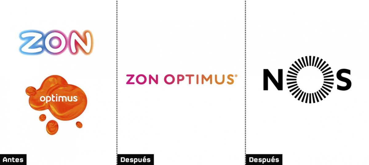 ZON Optimus pasó a ser NOS en Portugal