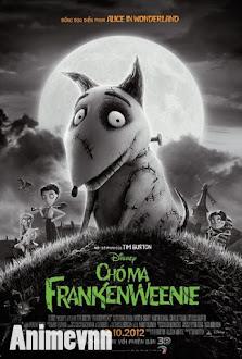 Chú Chó Ma Frankenweenie -  2012 Poster