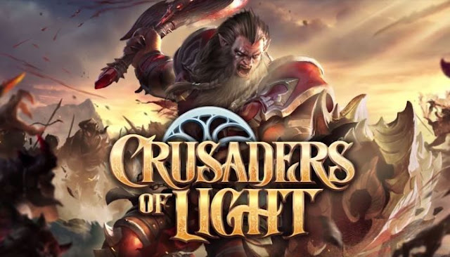 Crusaders of light MMORPG multiplataforma gratuito!