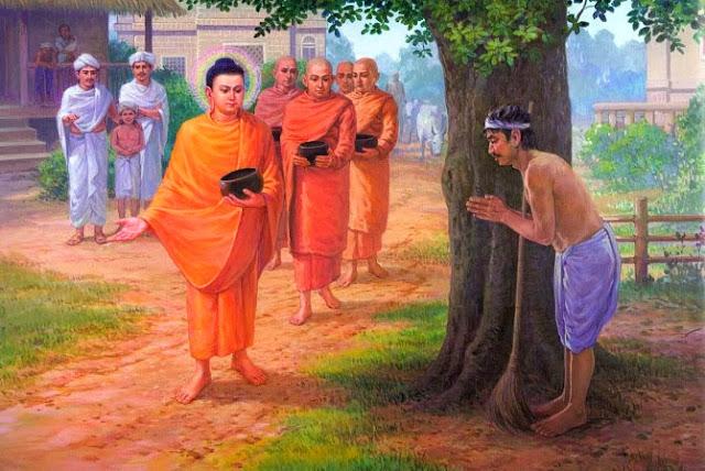 Đạo Phật Nguyên Thủy - Kinh Tăng Chi Bộ - Được nhiều công đức