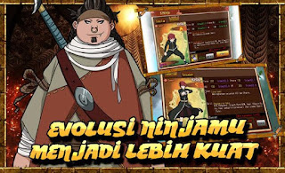 Shinobi Heroes Mod Apk Unlimited Money