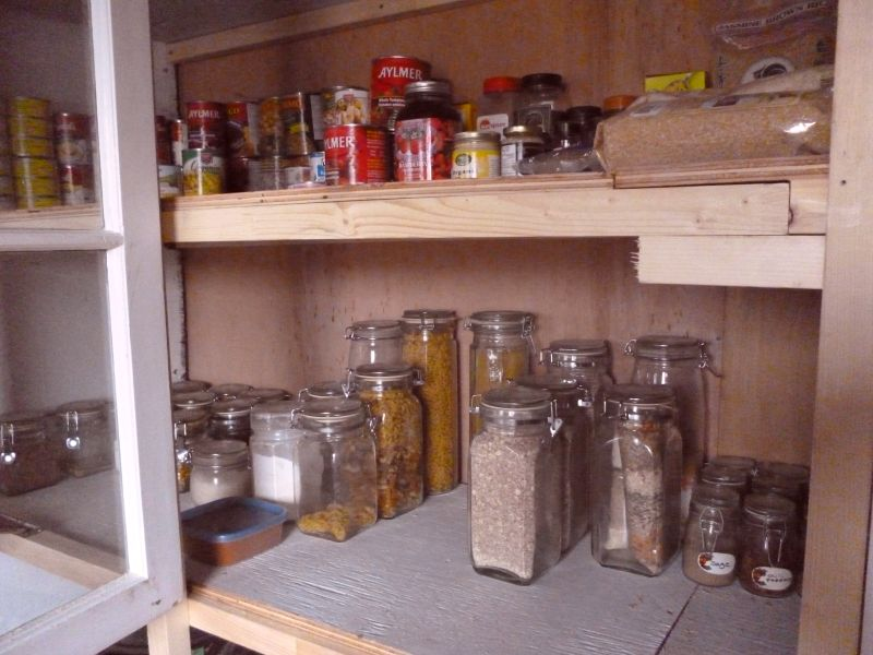 The Eclectic Ark: My Dream Pantry