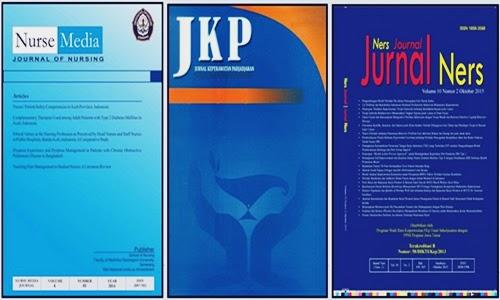 Daftar Website Resmi Jurnal Nasional Keperawatan Indonesia Terakreditasi Dikti