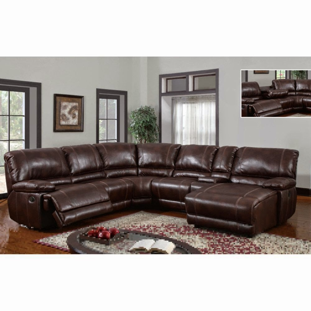Reclining Sectional Sofas With Chaise Lounge