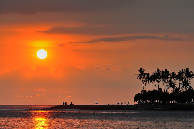 Pantai Sengigi Lombok