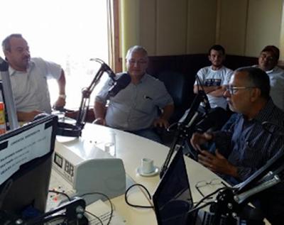 Batinga revela união da oposição em Monteiro, mas Paulo Sérgio nega desistência de pré-candidatura