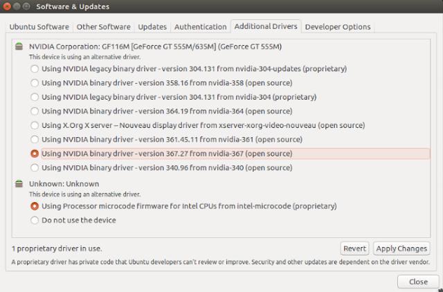 Ubuntu: Como instalar os drivers mais atuais da NVIDIA no Ubuntu/Linux Mint e derivados via PPA!