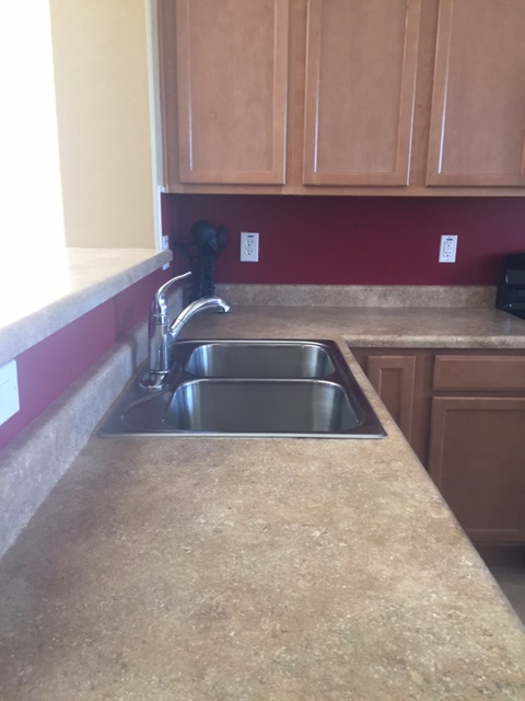 Before image of Hello Lovely Arizona Fixer Upper Kitchen