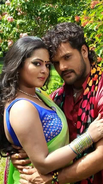 Khesari Lal Yadav  Wallpaper, Picture, Image Gallery, Romantic Photo