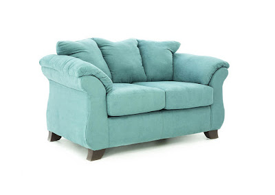 living room loveseat