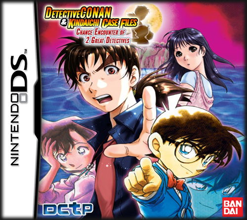 [Review] Detective Conan & Kindaichi Case Files: Chance