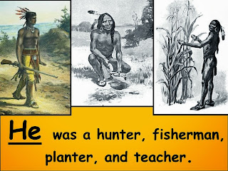 http://www.teacherspayteachers.com/Product/A-Pocahontas-And-Squanto-Easy-Reader-Powerpoint-404851
