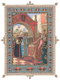 Boris Zvorykin Russian Fairy Tales RedCapeTales