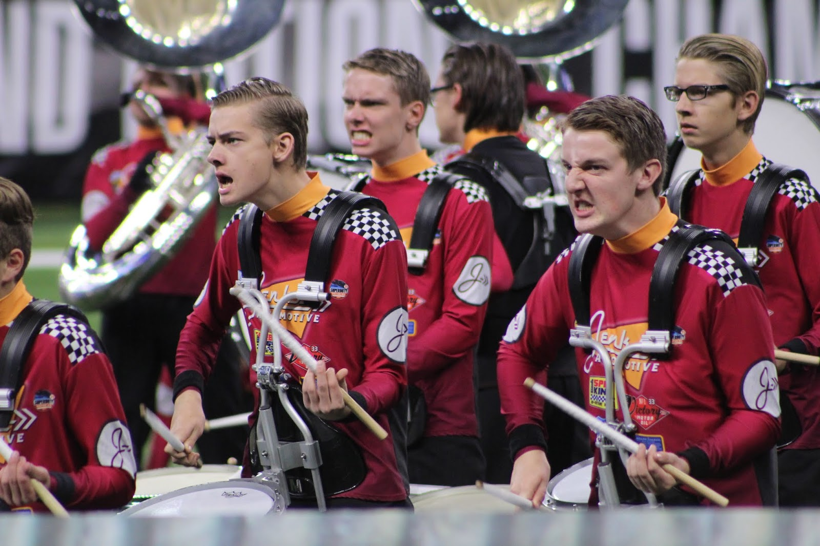 Jenks at Grand Nationals