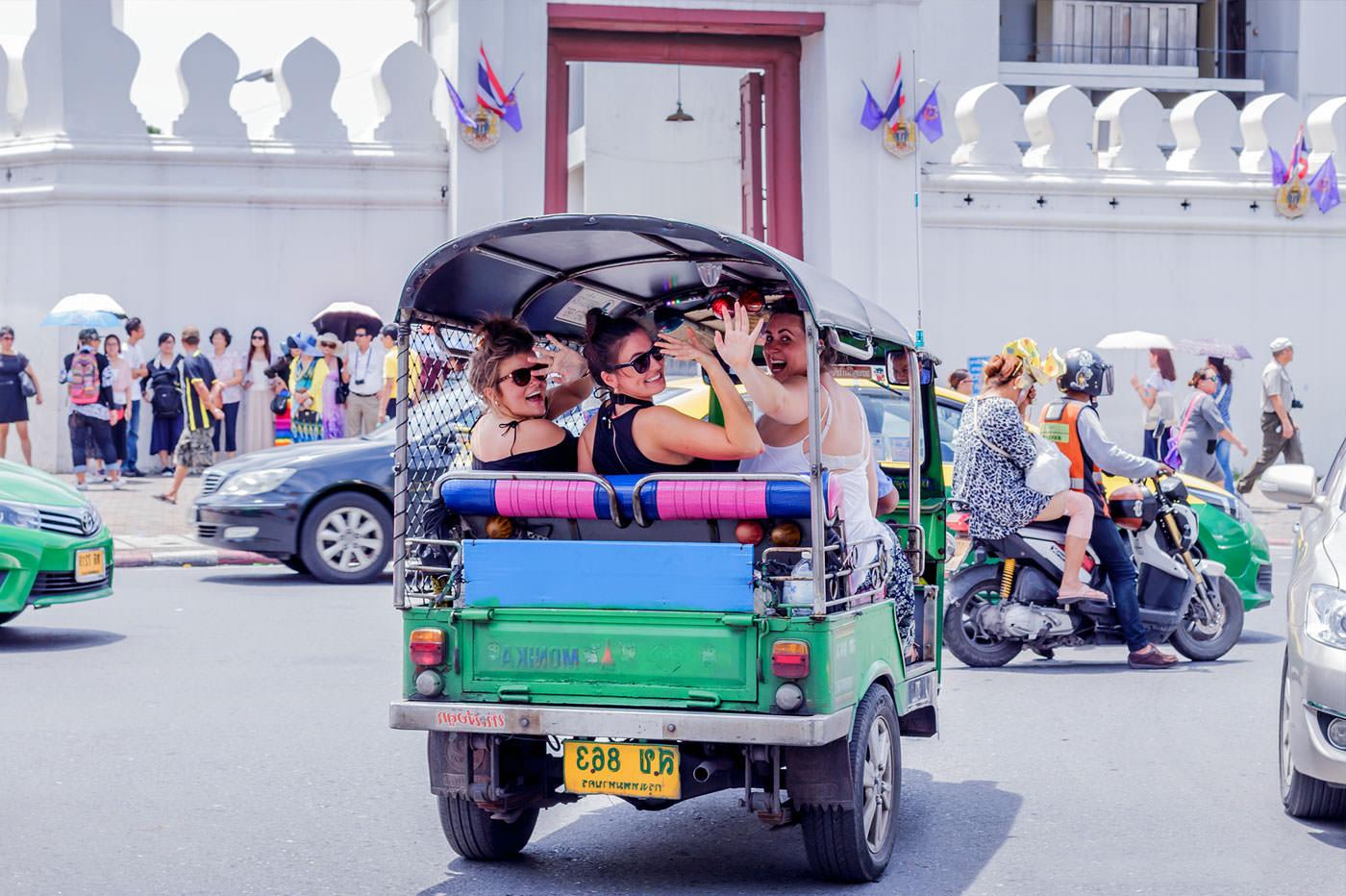 Tour du lịch Thái Lan siêu tiết kiệm Pattaya Bangkok 5N4Đ