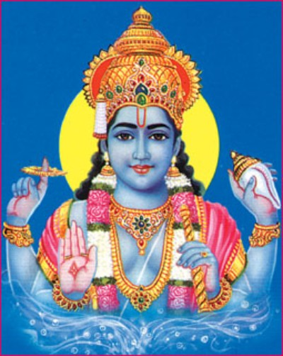 Hindu God maha vishnu pic for whatsapp