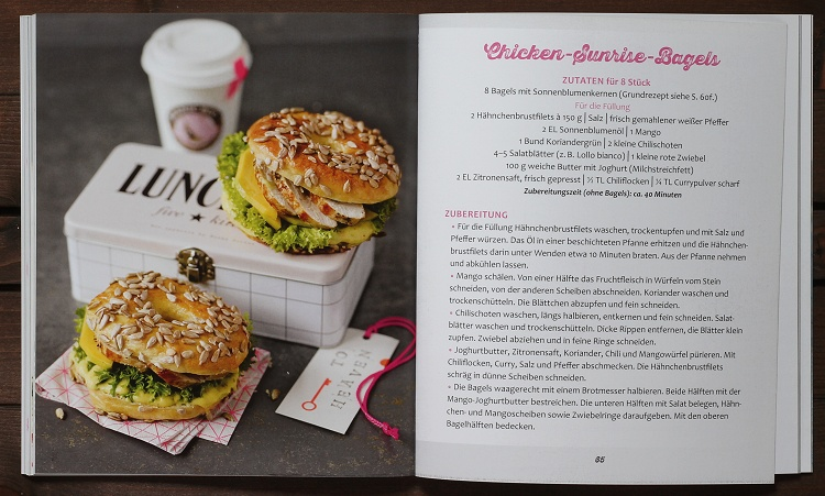 Rezension/Buchvorstellung Cronuts, Donuts & Co von Karin Iden 5