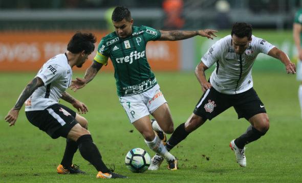 Horário do jogo Flamengo x Palmeiras Quarta-feira 19-07/2017