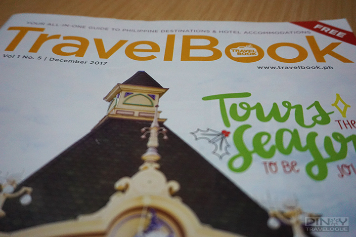 FEATURED | Appearance on TravelBook Magazine's December 2017 Issue