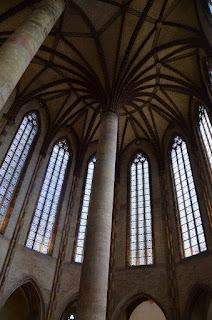 Toulouse. Convent dels Jacobins - La palmera