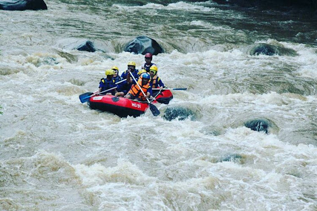 Jeram-Jeram Di Sungai Bogowonto