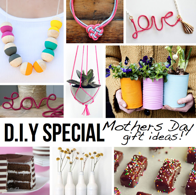 mothers day gifts diy