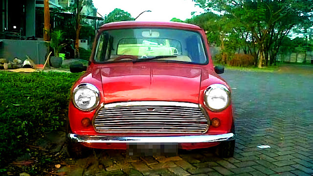 Morris Mini Cooper