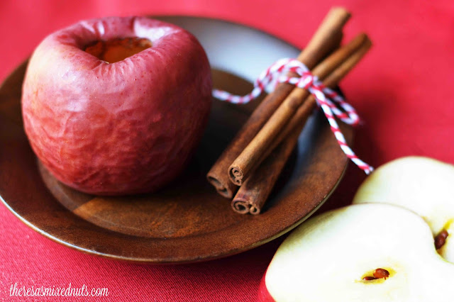 Cinnamon Apples